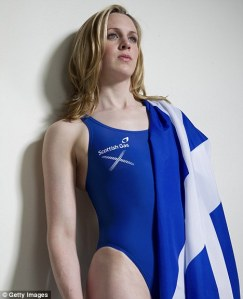 Scottish sensation, Hannah Miley