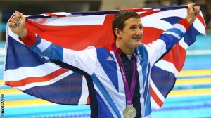 Life has changed for Michael Jamieson since the Olympics Photograph: Getty