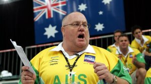 Former head swimming coach Alan Thompson may return to his old job. Picture: Gregg Porteous Source: The Daily Telegraph
