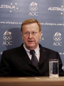 Australian Olympic chief John Coates