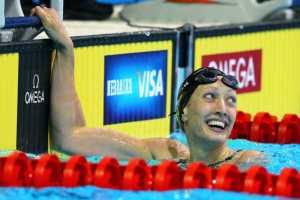 Breeja Larson  (Photo by Al Bello/Getty Images)