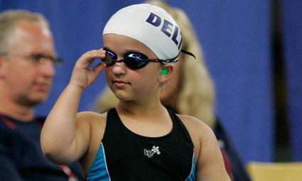 Danielle Kisser (photo : swimming canada)