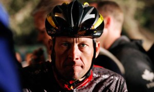 Seven-times Tour de France winner Lance Armstrong was banned for life by Usada for performance-enhancing drug use. Photograph: Mike Hutchings/Reuters