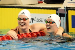 Cate and Bronte Campbell (abc.net.au)