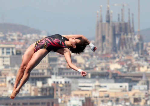 BCN 2013 China Dive 1