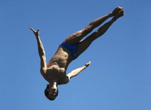 High Diving - Photo/Agencies