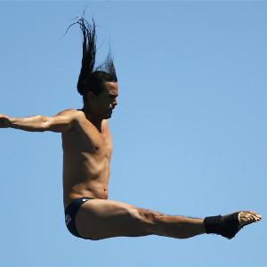 Orlando Duque © Reuters