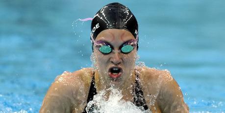 New Zealand's Sophie Pascoe. Photo / AP